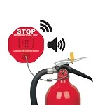 STI-6200WIR, Wireless Fire Extinguisher Theft Stopper